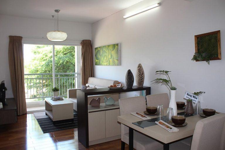 Thiết kế căn hộ hiện đại và tinh tế của Ehome 3