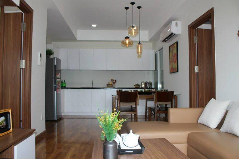 Thiết kế phòng khách Flora Anh Đào