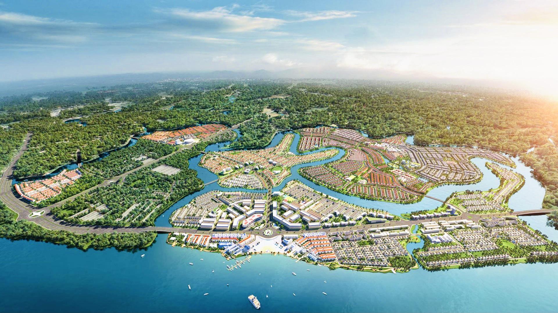Toàn cảnh Aqua City
