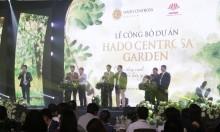 Lễ công bố hoành tráng dự án HaDo Centrosa Garden tại trung tâm GEM Center